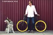Xe đạp Fixed gear hút hồn giới trẻ nhờ phụ kiện thời...