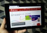 Ảnh thực tế Google Nexus 9 tại Việt Nam