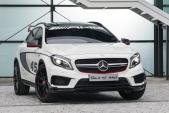 SUV cỡ nhỏ mạnh mẽ của Mercedes giá 2,1 tỷ tại VN
