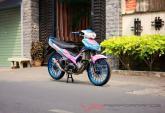 Yamaha Exciter độ miễn chê với nội công mạnh mẽ