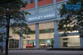 Bentley chính hãng bán ra tại Hà Nội vào tháng sau
