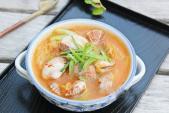 Cách làm món canh ngao kim chi hấp dẫn cho bữa cơm ngày lạnh