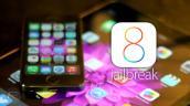 iOS 8.1 đã bị jaibreak