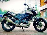 Yamaha FZ150i lột xác ngoạn mục thành Yamaha MT125