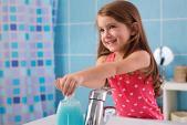Thói quen lành mạnh giúp trẻ bài trừ đau ốm