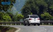 Trải nghiệm Renault Koleos giữa rừng Bắc Kạn