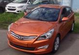 Xem trước Hyundai Accent 2015 sắp trình làng