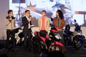 Yamaha Việt Nam ra mắt xe tay ga Nouvo thế hệ mới