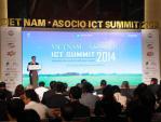 Chính thức khai mạc Diễn đàn cấp cao CNTT Việt Nam - ASOCIO 2014