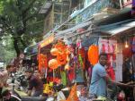 Hà Nội: Ảm đạm thị trường Halloween