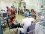 Hà Nội triển khai tiêm vaccine sởi-rubella diện rộng