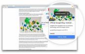 Google giới thiệu tiện ích bookmark mới cho Chrome
