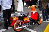 Honda Cup độ Repsol quá nổi bật của thợ Việt