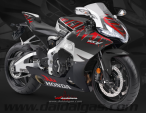 Honda sắp tung ra siêu xe mô-tô