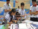Truyền hình trực tiếp thi Robothon Việt Nam 2014 trên facebook