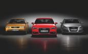 Xem Audi A4 thay đổi diện mạo qua 20 năm