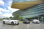 Mercedes C-Class thế hệ mới có giá từ 1,389 tỷ đồng