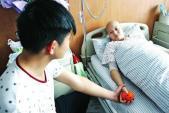 Trung Quốc: Chàng trai bỏ việc để chăm sóc bạn gái bị ung thư