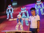 FPT hỗ trợ Top 4 ứng dụng điều khiển robot kết nối với người dùng