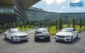 """Mercedes-Benz C-Class mới """"chất lừ"""" ngày ra mắt"""