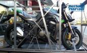 """""""Ông hoàng"""" Kawasaki Z1000 2014 về Hà Nội"""