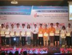 Sinh viên PTIT đoạt giải Nhất đồng đội Olympic Tin học lần 23