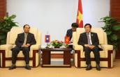 Bộ TT&TT sẽ hỗ trợ Lào xây dựng chính sách quản lý viễn thông