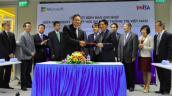 Microsoft – VNISA tăng cường bảo mật thông tin tại Việt Nam