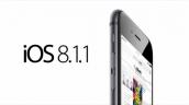 """Apple sắp cập nhật bản """"vá lỗi"""" iOS 8.1.1"""