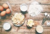 Bánh chuối úp ngược ngon khó cưỡng