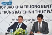 Bentley Hà Nội chính thức khai trương