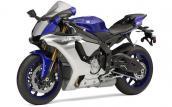 Yamaha chính thức ra mắt R1 thế hệ mới