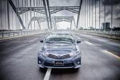 Cận cảnh Toyota Altis 2014 với giá bán dưới 1 tỷ VNĐ