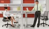 Đứng làm việc 1 giờ/ngày giảm nguy cơ mắc bệnh tim