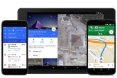 Google cập nhật giao diện Material Design cho Google Maps