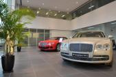 Hãng xe siêu sang Bentley mở đại lý đầu tiên tại Hà Nội