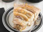Cách làm món bánh quế cuộn nướng bằng chảo thơm ngon, nóng hổi