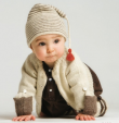 Những đồ dùng mùa đông cần thiết cho bé
