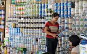 Giá sữa và lợi ích nhóm: Chưa