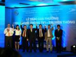 Trao giải thưởng CNTT-TT TP.HCM lần 6