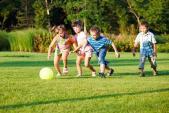 Tập thể dục 2 giờ/tuần giúp trẻ thông minh hơn