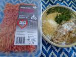 Thịt heo xay chiên lá chanh lạ miệng