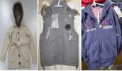 Thu hồi hàng loạt quần áo thu đông Trung Quốc dễ gây ngạt thở cho trẻ