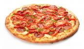 Cách làm pizza đơn giản không cần lò nướng