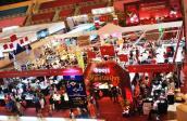 Thành công của DOJI tại hội chợ VIJF 2014
