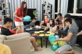 VNTM 2014: Thí sinh vừa vào nhà chung đã xung đột