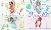 Cảm động những bức tranh đầy hy vọng về trẻ sinh non