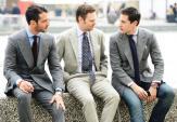 Cách chọn cà vạt phù hợp với áo sơ mi