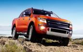 Ford đạt doanh số kỷ lục trong tháng Mười