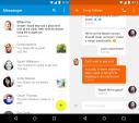 Google phát hành ứng dụng nhắn tin Messenger độc lập cho Android